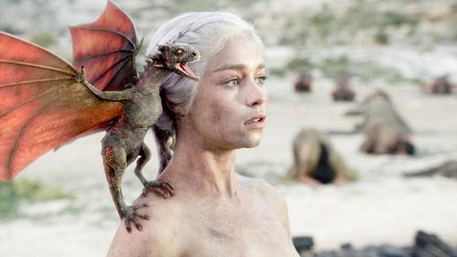 ドラゴンの母デナーリス